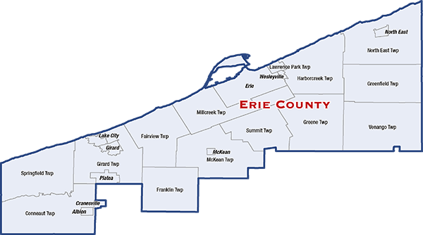 49th Senatorial District Map