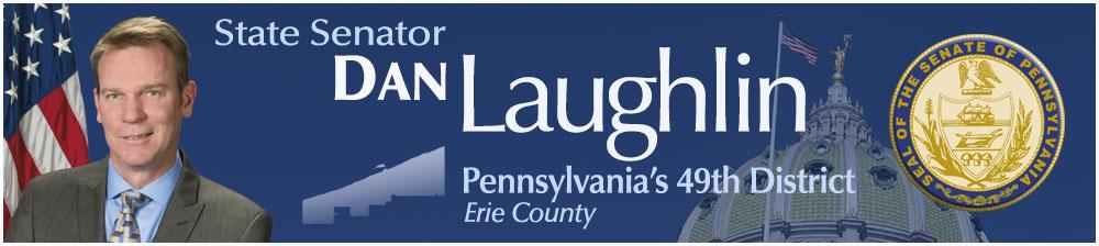 Senator Dan Laughlin