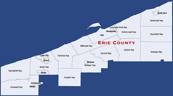 District Map - Senator Dan Laughlin